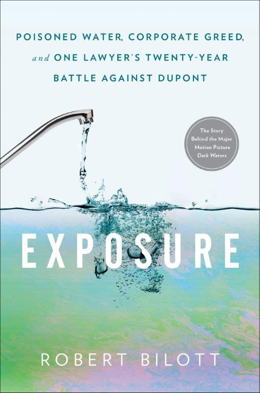 Exposure book jacket